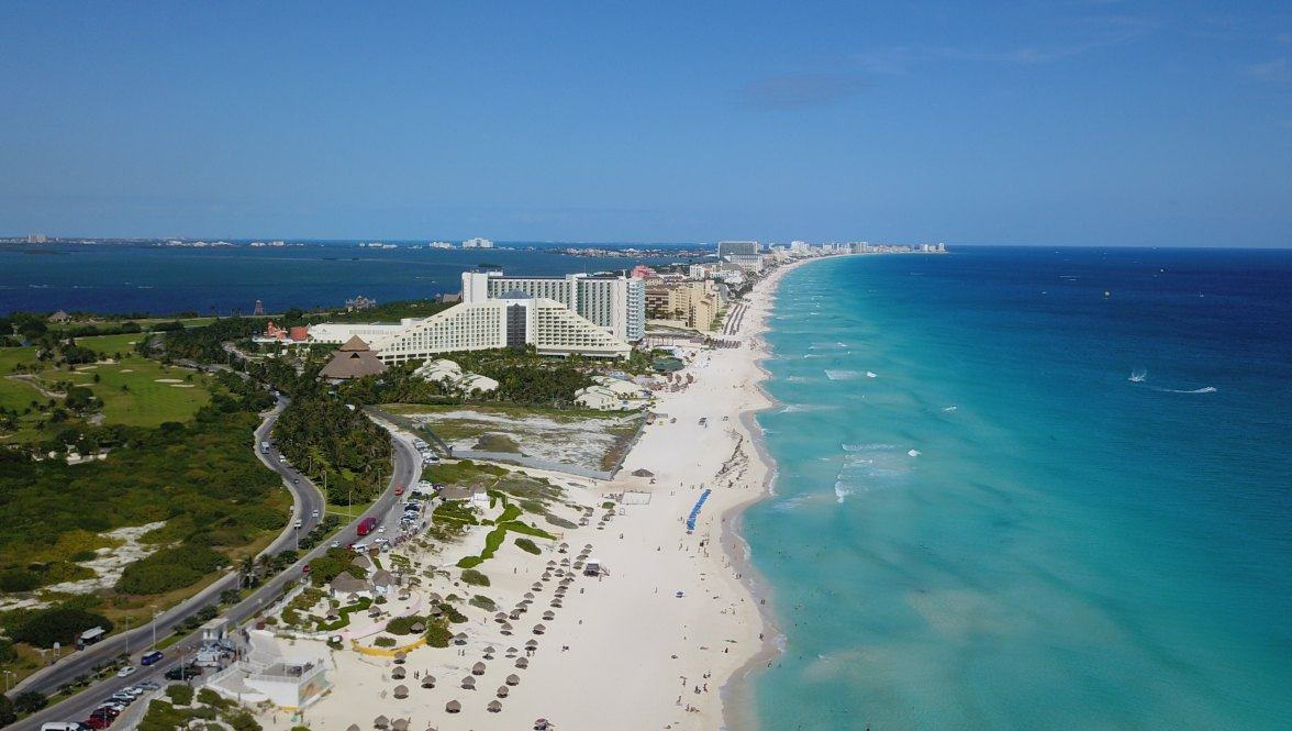 Cancun History