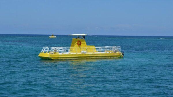 Subsee tour aquaworld
