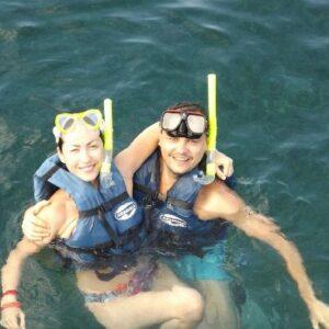 Paradise Snorkel Cancun