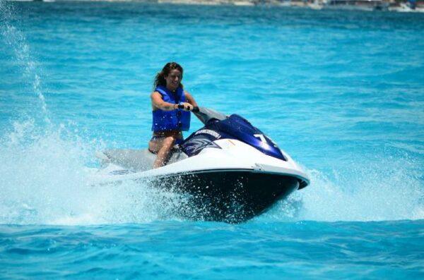 Wave Runner Tour Cancun