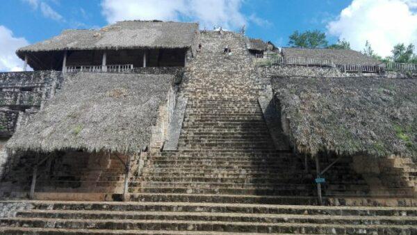 Ek Balam Mayan Temple