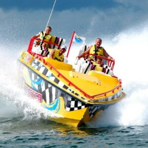 Aquatwister Speed Boat Cancun