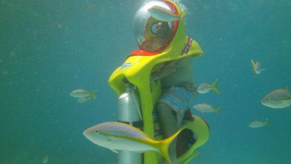 Bob Submarine-Cancun
