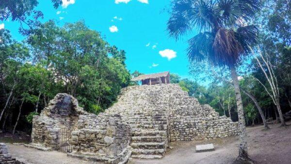 Mayan Temple of Coba