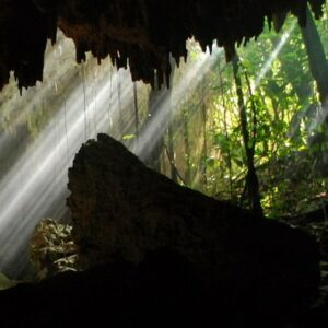 Rio Secreto and Tulum Tour