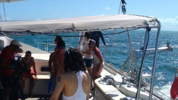 Catamaran Tour in Cancun