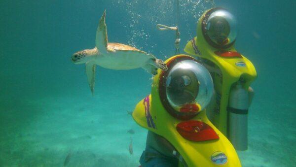 Personal-Submarine-Cancun