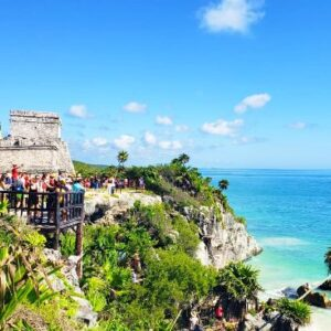 Coba and Tulum Deluxe