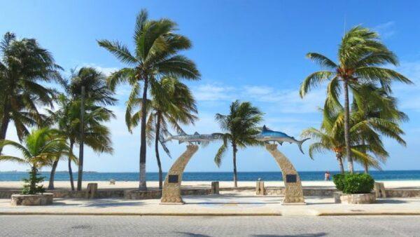Visiting Isla Mujeres