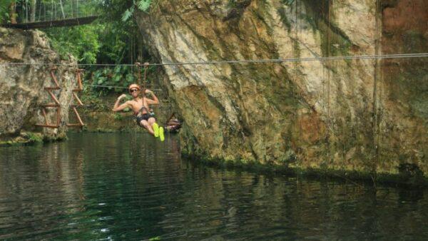 Best Ziplines in Cancun