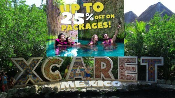 Best Combo Deals in Cancun