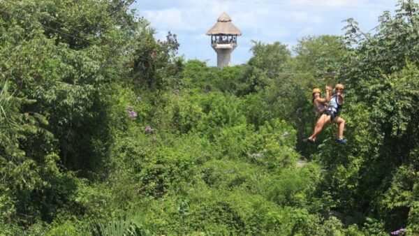 Highest Ziplines in Xplor