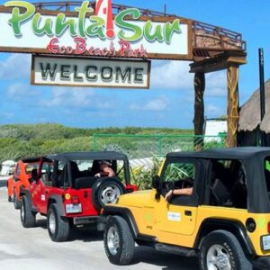 Cozumel Jeep Adventure