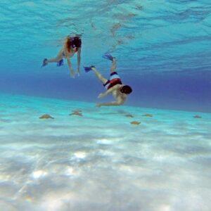 Cozumel El Cielo Snorkeling