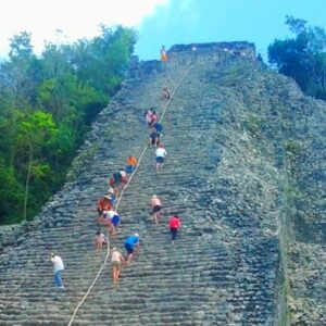 Tulum and Coba Tour