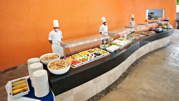 Best Lunch Buffet Cozumel