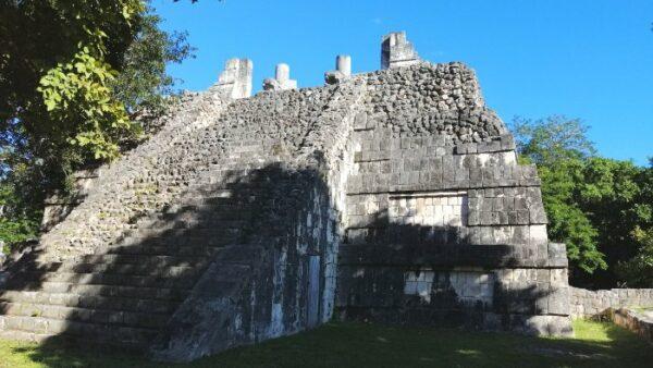 Mayan Temples in Chichen