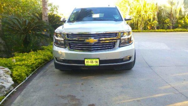 Executive Ride in Cancun