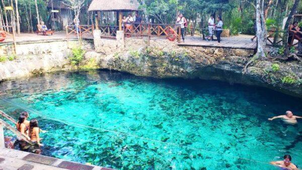 Cenote Zahil-ha