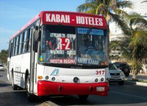 Bus Cancun