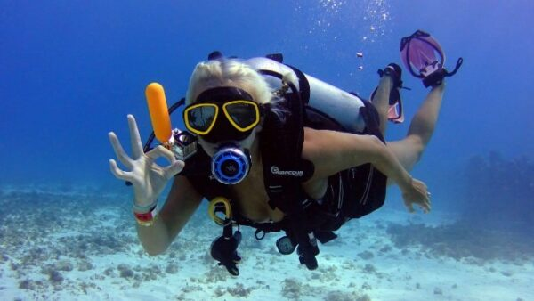 Most Popular Diving in Cancun