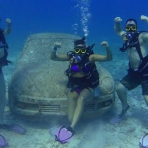 Best Scuba Diving in Cancun