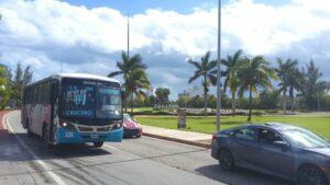Public Transportation Cancun