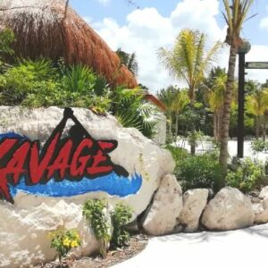 Xavage Park in Cancun