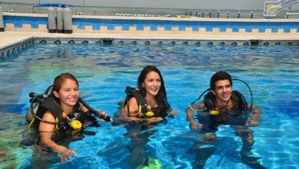 Diving Classes Cancun